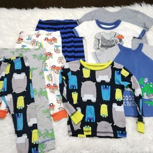 Boy's 2T & 3T Pajama Bundle